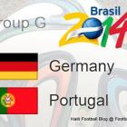 Groupe Germany Portugal World Cup