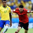 Mexico vs Brazil World Cup 2014