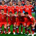 Russia National Football Team - 2018 FIFA World Cup