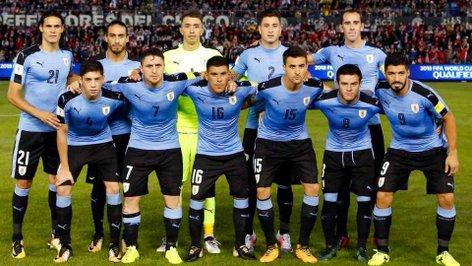 Uruguay National Footbal Team - 2018 FIFA World Cup