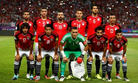 Egypt National Football Team - 2018 FIFA World Cup