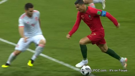 Cristiano Ronaldo - Portugal v Spain - 2018 FIFA World Cup