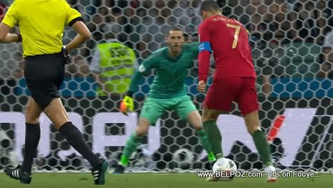 Cristiano Ronaldo - Fourth soccer player to score in four World Cups