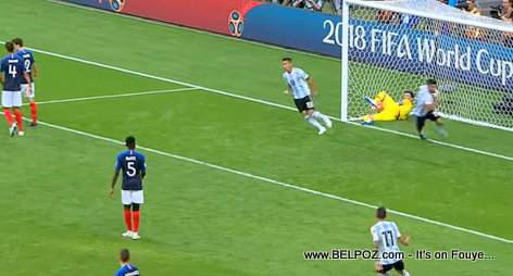 France vs Argentina - 2018 FIFA World Cup Russia
