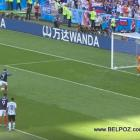 Penalty kick France vs Argentina