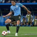 Edinson Cavani sends Uruguay