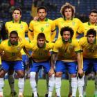 Brazil Football Team Equipe